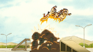 S5E13.098 Jumping Over Exploding Barrels