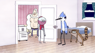 S6E06.081 Rigby Angrily Walking Out the Room