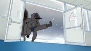 S8E20.005 Mordecai Kicking the Door Open