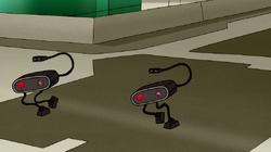 S8E25.024 Stream Box Bots Going to Capture the Park Crew
