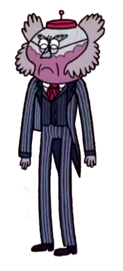 Headmaster Bennett
