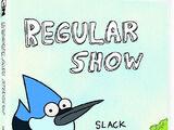 Regular Show: Slack Pack