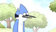 S3E35.034 Mordecai Asking What Benson is Talking About