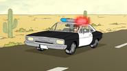 S5E30.017 The Sheriff Car