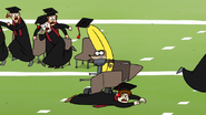 S7E36.186 Rigby Crashing into the Graduates