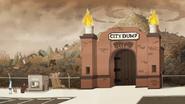 S7E24.081 City Dump Gate