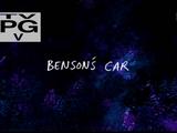 Benson's Car/Gallery