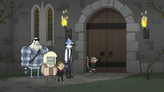 S8E19.143 Rigby Knocking on the Door