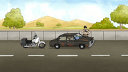 S5E01.092 Pulled Over by the Highway Patrol