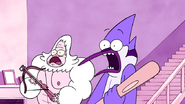 S3E04.354 Mordecai and Skips Screaming for HFG