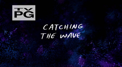 S5E29Catching the Wave Title Card
