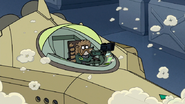 M01.017 Future Rigby Emerging From His Ship