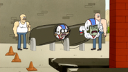 S5E13.109 Rigby & Muscle Man in Cannons