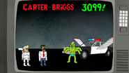 S6E24.075 Carter and Briggs 3099! Toy Set