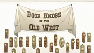 S7E26.048 Door Knobs of the Old West