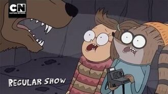 Death Bear Appears - Regular Show - Cartoon Network