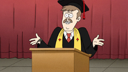 S7E36.241 Principal Dean Talking About Rigby