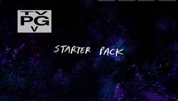 Starter Pack - Title