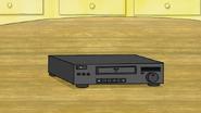 S7E20.045 The Rewind King X-2 VCR