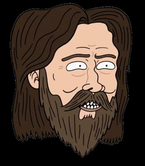 Garrett Bobby Ferguson Regular Show Wiki Fandom Powered By Wikia