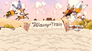 S5E29.104 The Wavy Train Malfunctioning