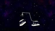 S8E01.214 Space Cart Crane