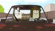 S7E08.146 Awkward Car Ride