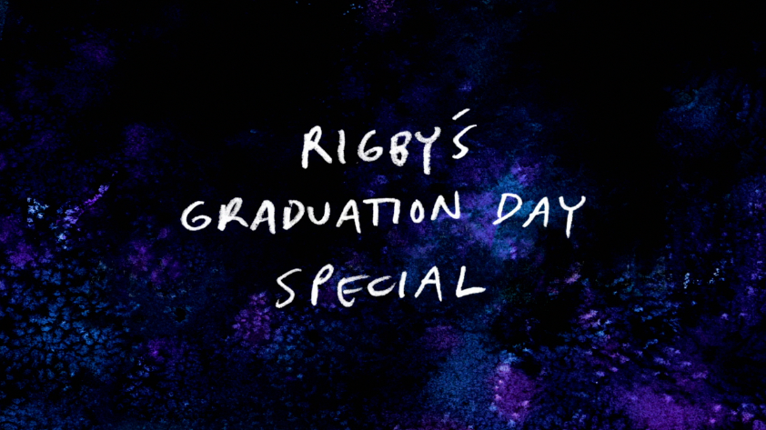 regular show season 7 episode 37 rigbys graduation day special