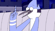 S6E01.006 Mordecai Reveals He Made a Mixtape