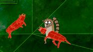 S7E06.243 Rigby Beheading a Bug