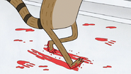 S4E21.051 Rigby Slipping on the Meatball Stain
