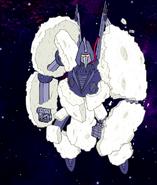 S6E24.380 Lunar Goosowary X Omega Warrior
