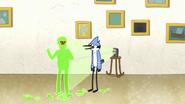 S7E26.135 Juggler Hologram Dropping His Hologram Stuff