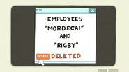 S6E04.171 Mordecai and Rigby Deleted From the Database