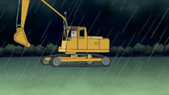 S7E08.120 Muscle Man in a Crane
