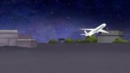 S7E09.200 The Plane Taking Off