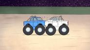 S4E12.044 The Couple Trucks Kissing