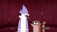 S5E04.055 Mordecai and Rigby Fed Up
