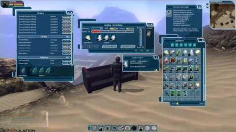 The Repopulation Crafting Preview