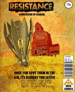 RESISTANCE issue 1