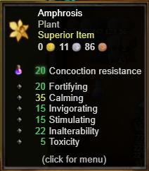Amphrosis