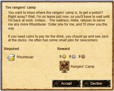 Quest-The-rangers-camp