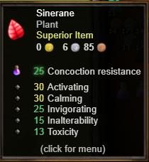 Sinerane