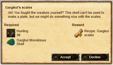 Gargkuls scales