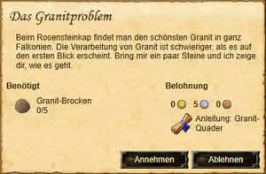 Das Granitproblem