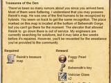 Treasures of the Den