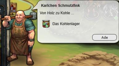 Karlchen Schmutzfink