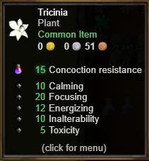 Tricinia