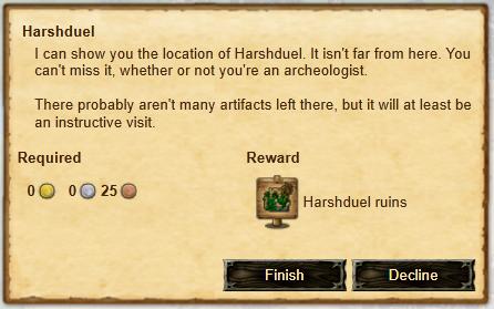 Quest-Harshduel