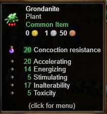 Grondanite